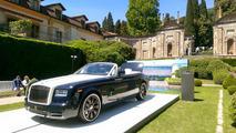 Rolls-Royce Phantom Zenith graces Concorso d'Eleganza Villa d'Este