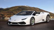 Lamborghini Huracan Spyder confirmed for Frankfurt debut next month