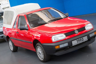 A Rare Look at Prototypes from the Volkswagen Museum