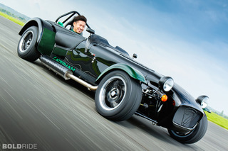 Caterham Calls on F1 Driver Kamui Kobayashi For Limited Edition Seven