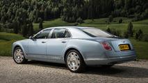 2017 Bentley Mulsanne