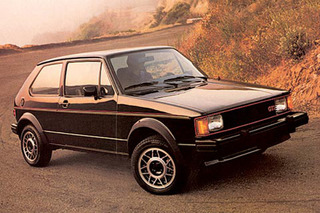 The Volkswagen Rabbit: Everyone's Favorite Hatchback Bunny