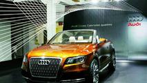 Audi Wire Frame Concept at Design Miami