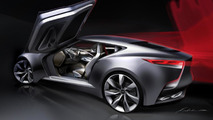 Hyundai HND-9 concept revealed in design sketches