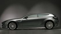 Bertone updates Aston Martin Vanquish-based Jet 2 for Geneva