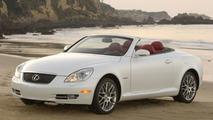 2007 Lexus SC Pebble Beach Edition