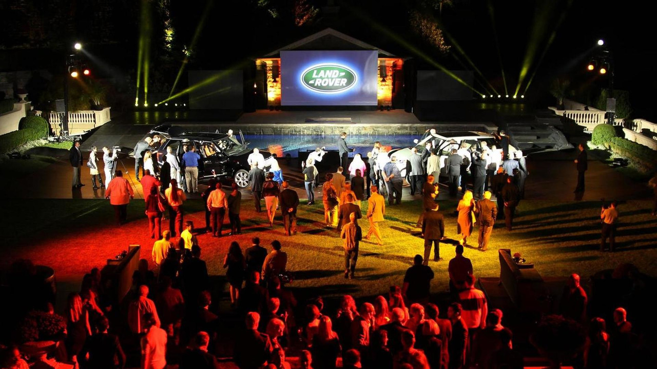 2013 Range Rover (US Launch Event)