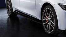 BMW 3 Series Sedan, BMW M Performance side skirt right 17.02.2012