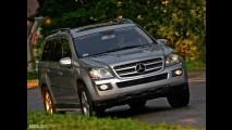 Mercedes-Benz GL320 BlueTEC