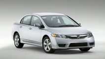 Facelifted 2009 Honda Civic Breaks Cover