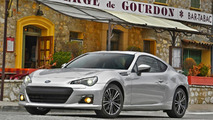 Subaru BRZ second generation confirmed