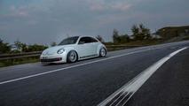 Volkswagen Beetle slammed to the road by MR Car Design