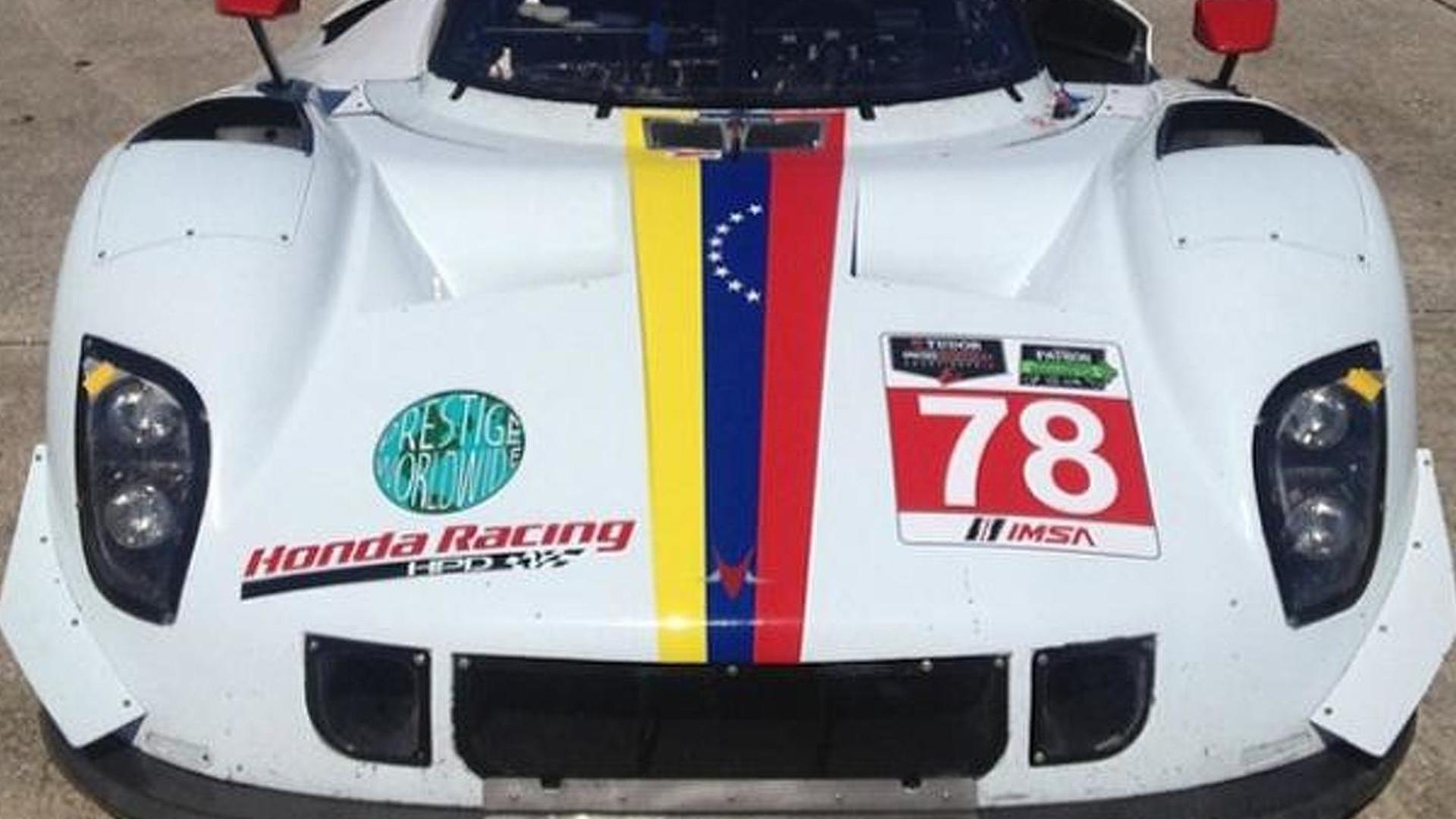 Honda to compete in the Daytona Prototype class