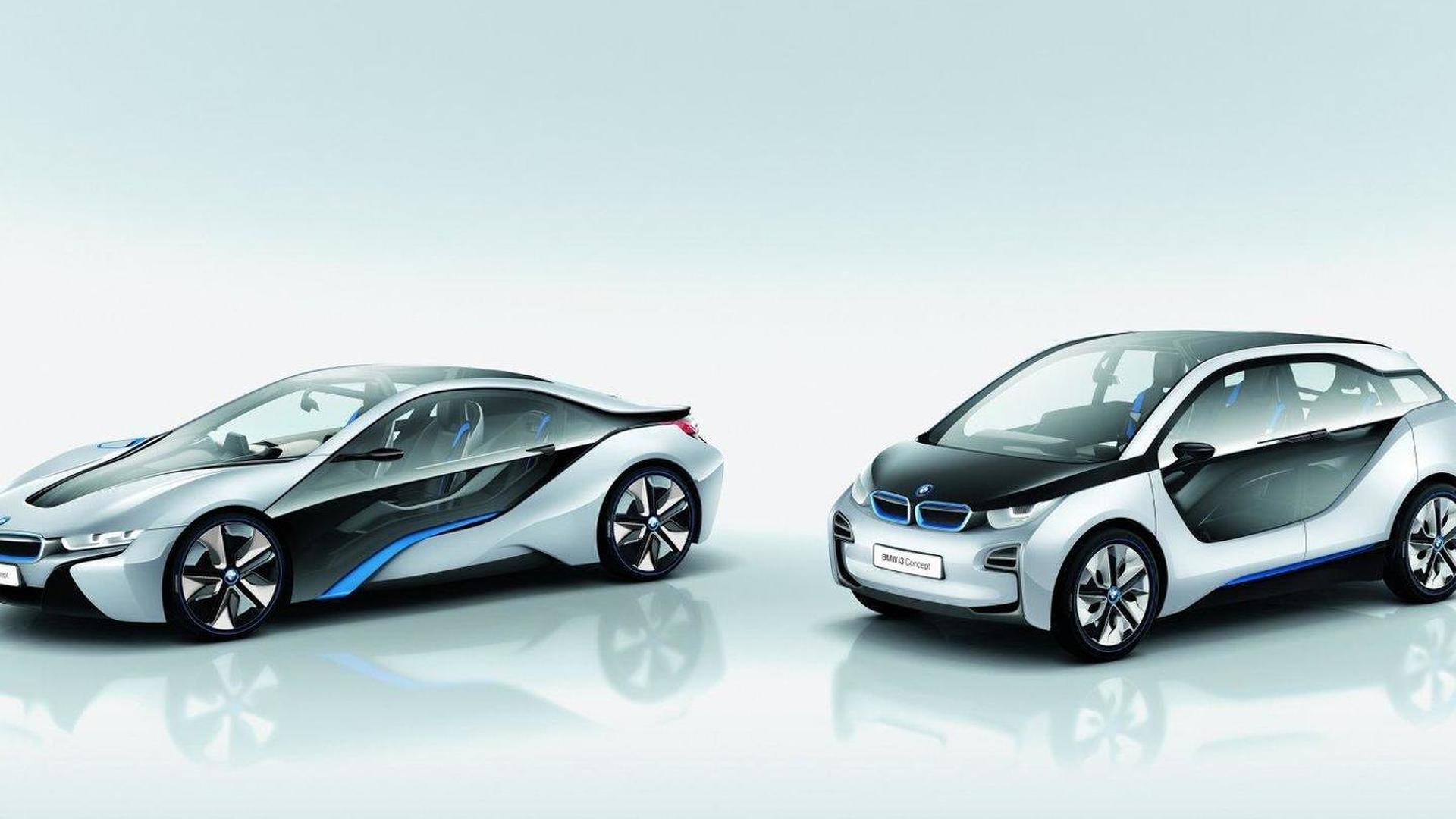 BMW i sub-brand in crisis - report