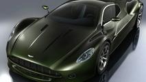 Aston Martin Supercar Artists Rendering