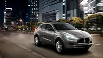 Maserati Kubang concept retires