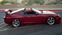 750 HP Toyota Supra from 1993 listed on eBay