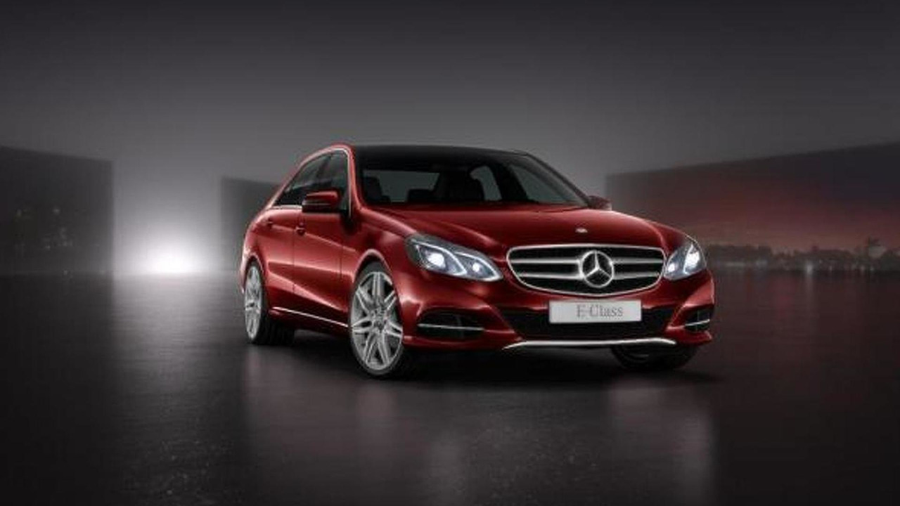 Mercedes E-Class special edition
