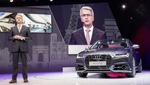 2015 Audi A6 facelift live in Paris