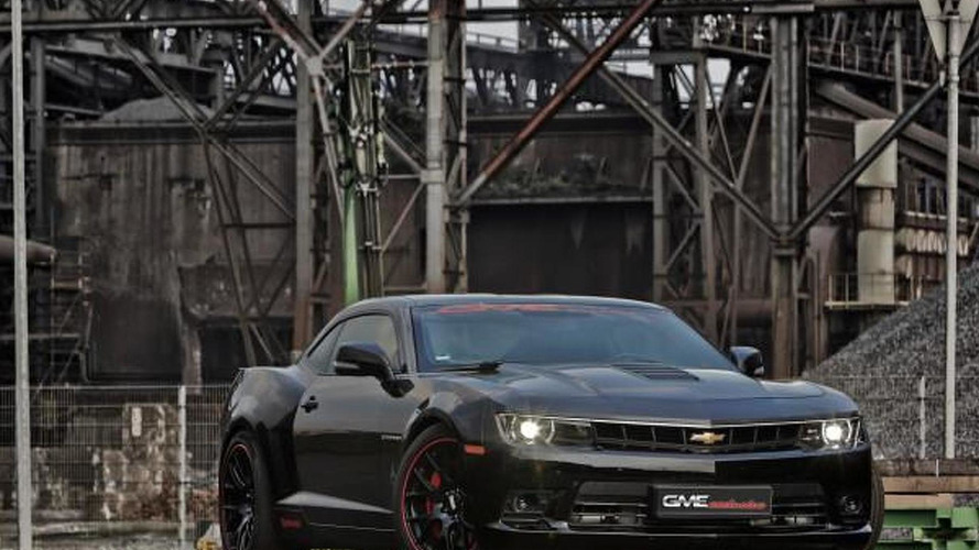 Chevrolet Camaro SS supercharged to 619 HP by GME