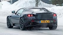 Aston Martin Vantage Photos espion