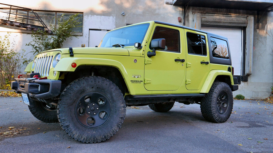 2016 Jeep Wrangler Unlimited Review: Get away from civilization