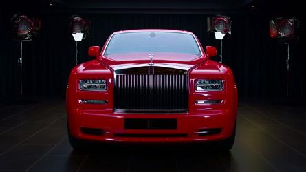 Gold-infused Rolls-Royce Phantoms join hotel fleet in Macau
