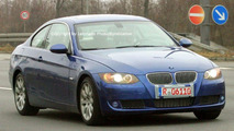 BMW 3 Series Coupe computer generated
