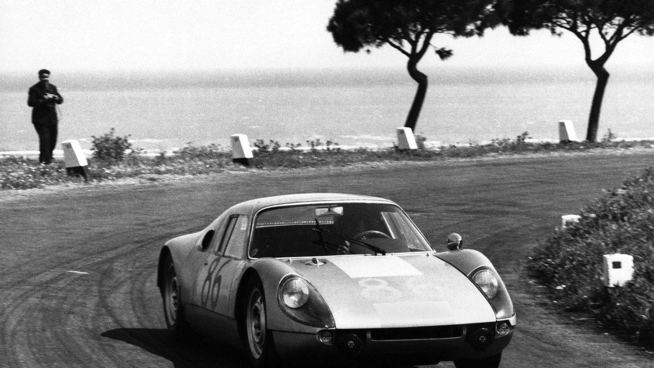 Porsche 904 GTS 1964 winner