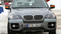 BMW X5 Facelift Spied with X6 Front Bumper