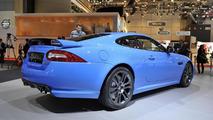 Jaguar XKR-S debuts in Geneva