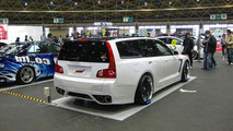 Tuner Creates First Nissan GT-R Wagon
