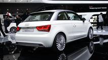 Audi A1 e-tron live in Geneva 02.03.2010