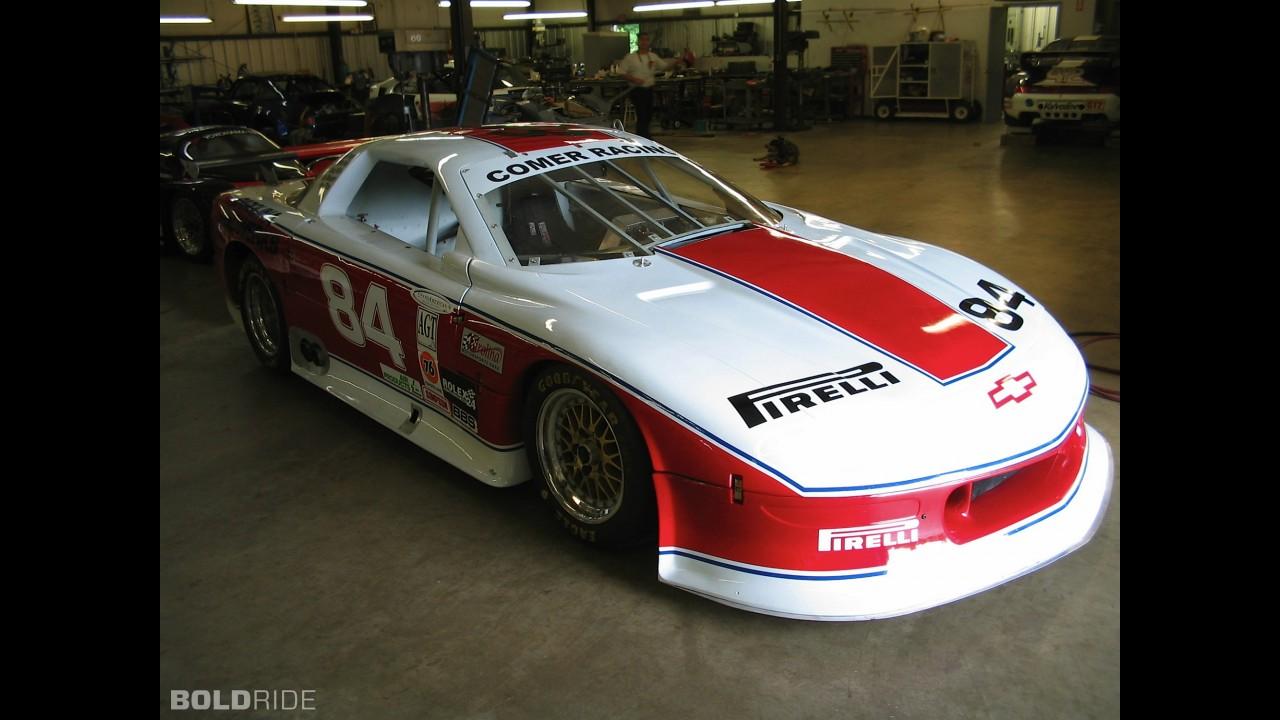 Chevrolet Camaro Grand-Am GTA Racing Car