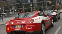 Race to the Finish at the Ferrari Panamerican 20,000