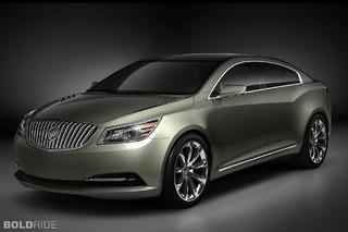 Buick Invicta Concept