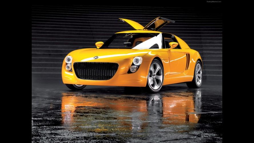 Volkswagen EcoRacer Prototype