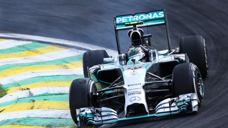 Rosberg has chance to win 2014 title - Vettel