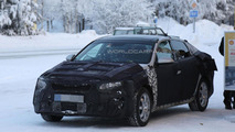 2016 Kia Optima spied in Scandinavia