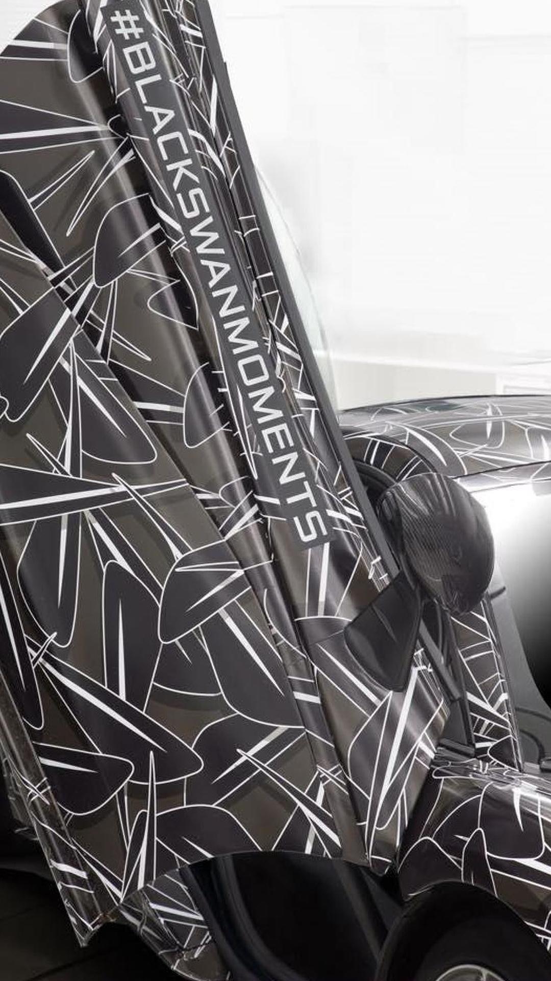 McLaren drops new teaser for Sports Series range