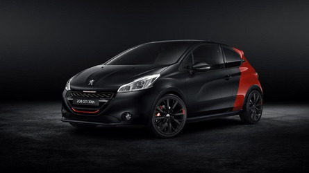Peugeot 208 GTi 30th Anniversary special edition revealed with more power
