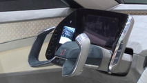 Italdesign Giugiaro GEA concept at 2015 Geneva Motor Show