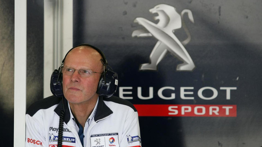 Quesnel admits contact with Lotus' Lopez
