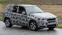 2014 BMW X5 spied showing an upmarket interior