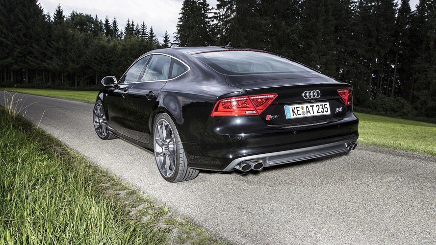 Abt AS7 tuning kit based on Audi S7 announced