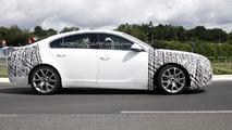 2013 Opel Insignia OPC spy photo 19.7.2012