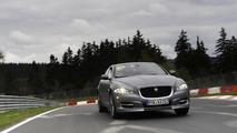Jaguar XJ Supersport Nurburgring taxi crashes on the Nordschleife [videos]