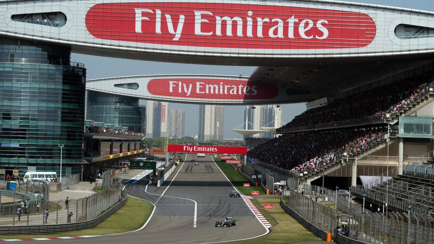 China GP demanding 'changes' in F1