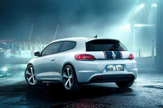 Unveiled: 30th Anniversary Volkswagen Scirocco GTS