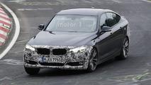 2017 BMW 3 Series GT facelift spy photo